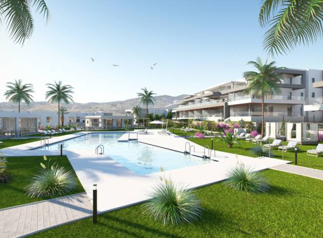 Apartment - New Build - Valle Romano - Valle Romano