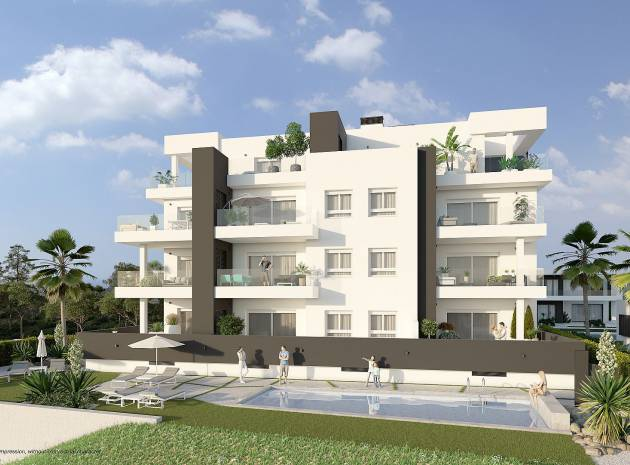 Apartment - New Build - Villamartin - La Fuente