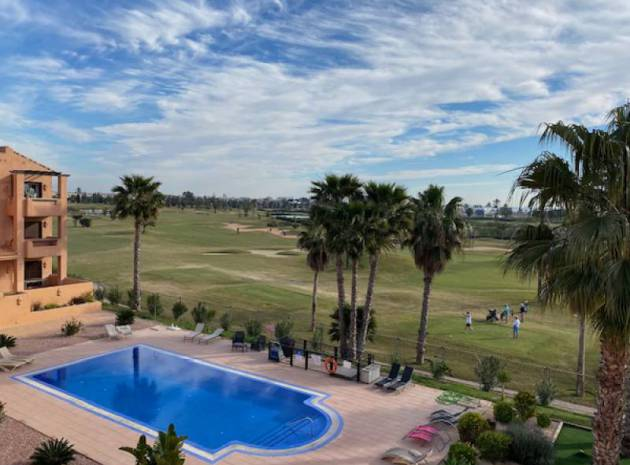 Appartement - Wederverkoop - Los Alcazares - serena golf