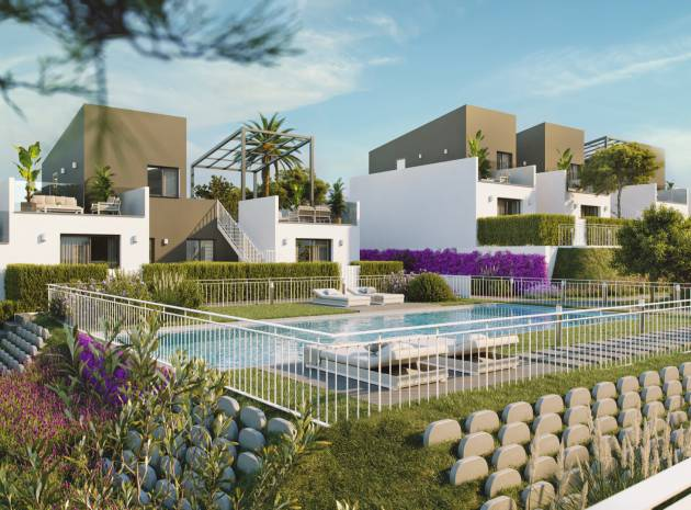 Bungalow - New Build - San Javier - Altaona Golf & Country Village