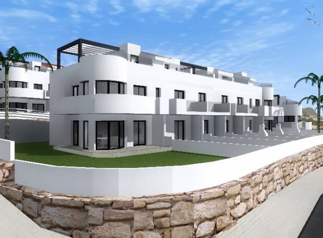 Maison de ville - Nouvelle construction - Finestrat - Panoramic Beach Resort