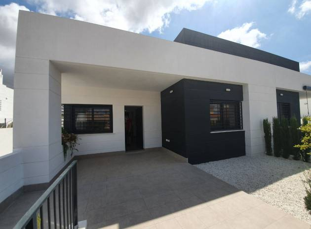 Quad House - Neubau - Busot - Los Altos