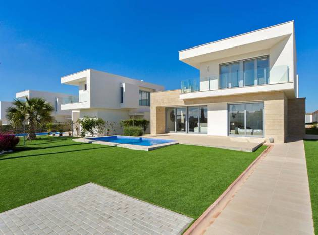 Villa - Neubau - Los Montesinos - Vistabella Golf