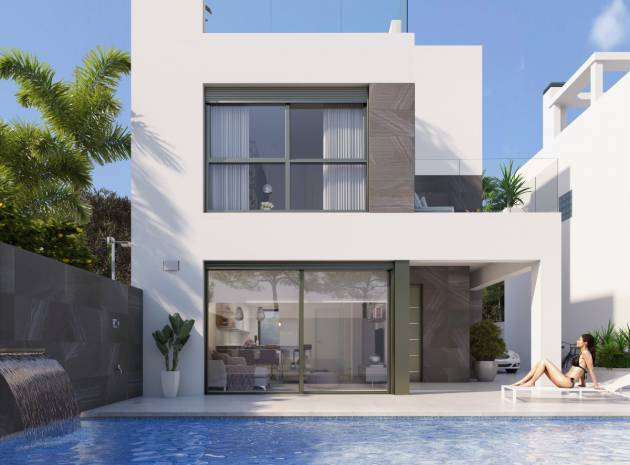 Villa - Neubau - Punta Prima - Costa Blanca South