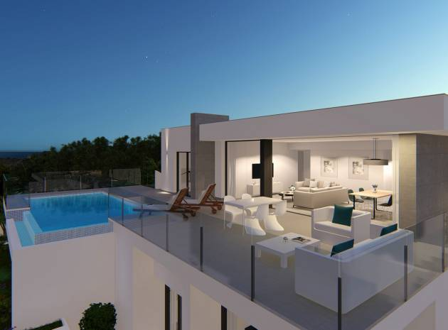 Villa - New Build - Benitachell - Cumbre del Sol