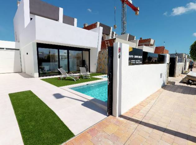 Villa - New Build - Lo Pagan - Entremares Villas