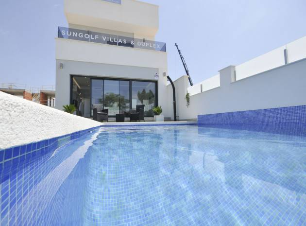 Villa - Nouvelle construction - Pilar de la Horadada - Res. Sun Golf Villas