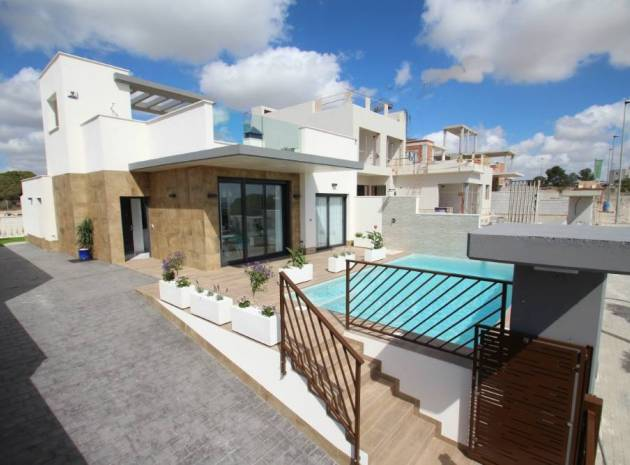 Villa - Nouvelle construction - San Miguel de Salinas - Costa Blanca South