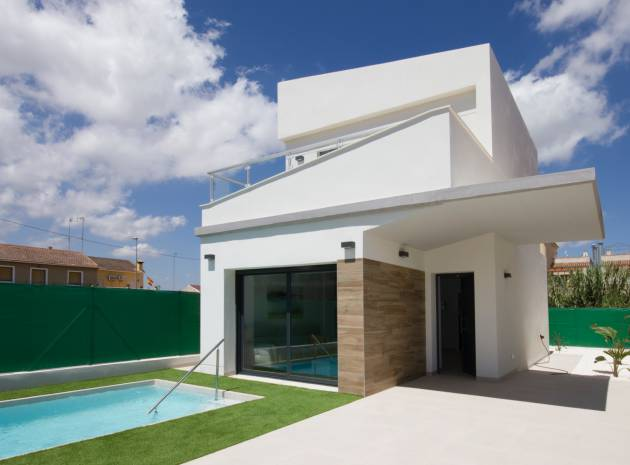 Villa - Nybyggnad - almoradi - Costa Blanca South