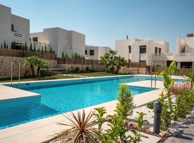 Wohnung - Neubau - la finca golf resort - Costa Blanca South