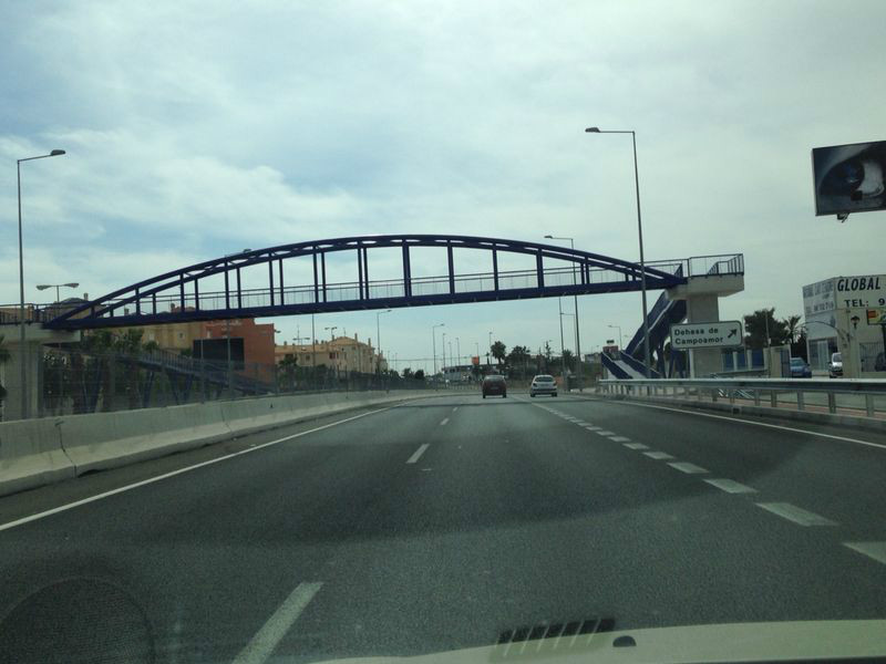 Buy A New Property In Campoamor & Get Better Access With New Foot Bridge In Cabo Roig