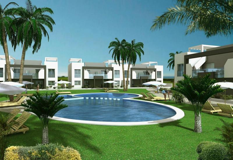 JUST LANCED - Nouvelles propriétés espagnoles à vendre - Deux nouvelles phases publiées à Punta Prima, Costa Blanca
