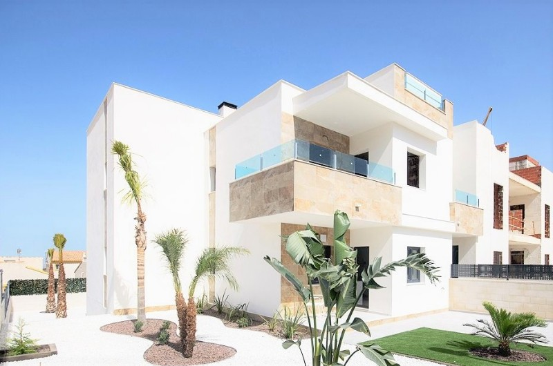 NEW BUILD SPAIN COSTA BLANCA - NOUVEAUX APPARTEMENTS ET VILLAS