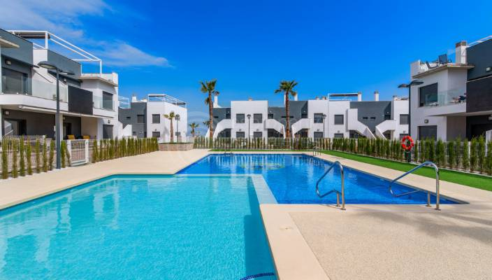 In August, brand new property for sale in Costa Blanca