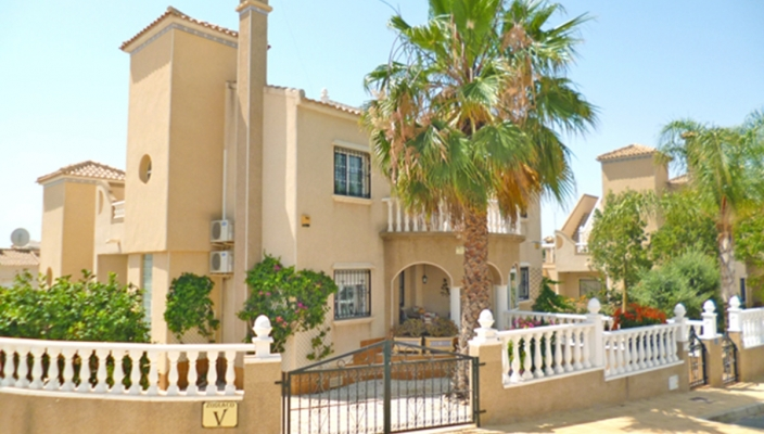 Buy A Villa In Villamartin, Costa Blanca, Spain