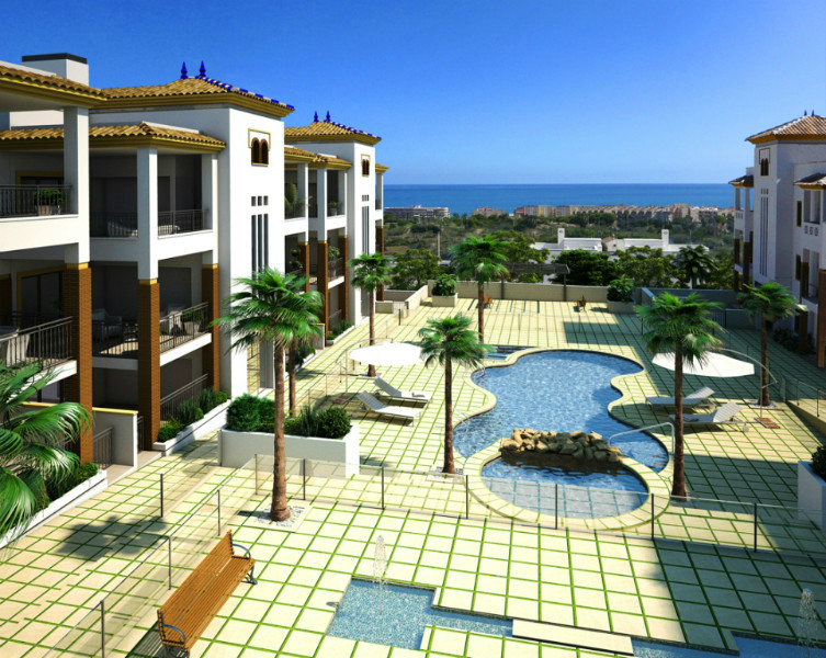 Köp en ny lägenhet i Guardamar del Segura, Alicante.