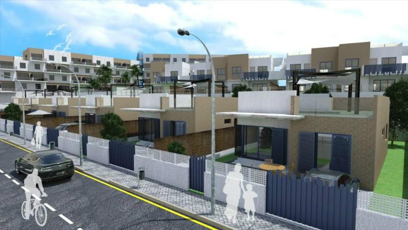 Koop een villa op plan in La Zenia, Costa Blanca.