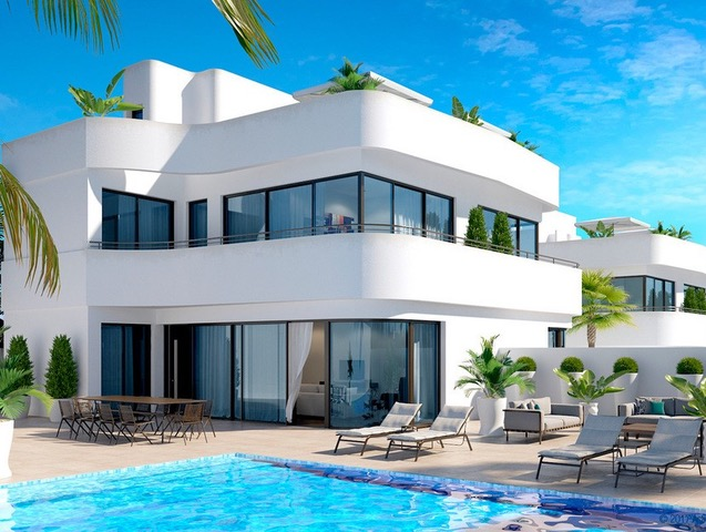 New Modern Villas For Sale La Marina – JUST LAUNCHED