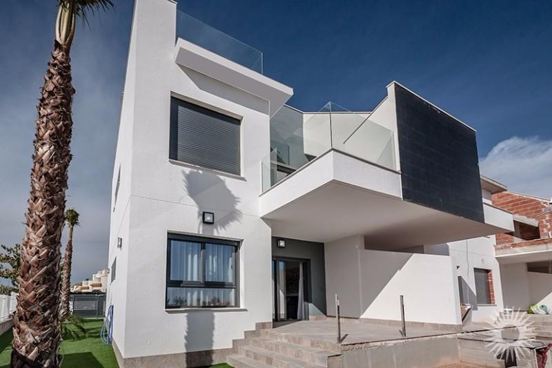 Nya moderna lägenheter till salu PILAR DE LA HORADADA