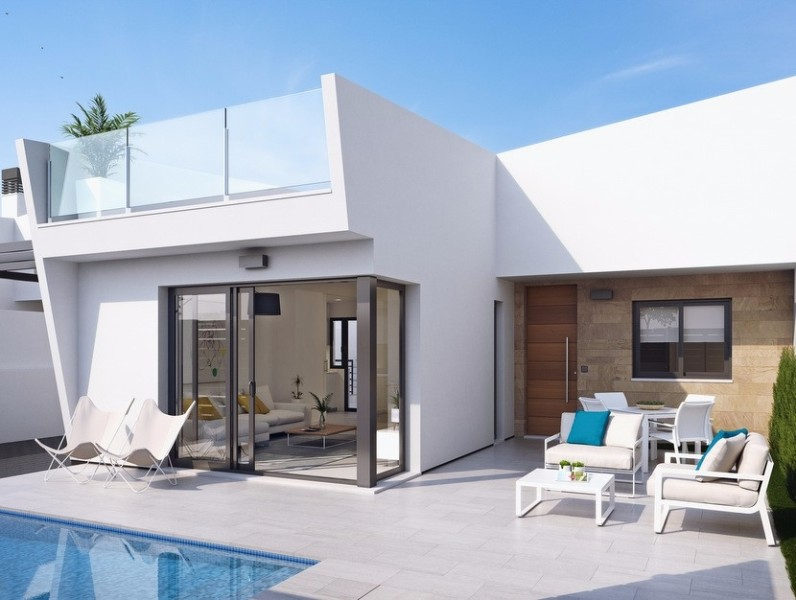 NEW BUILD PROPERTY FOR SALE LOS ALCAZARES, MURCIA