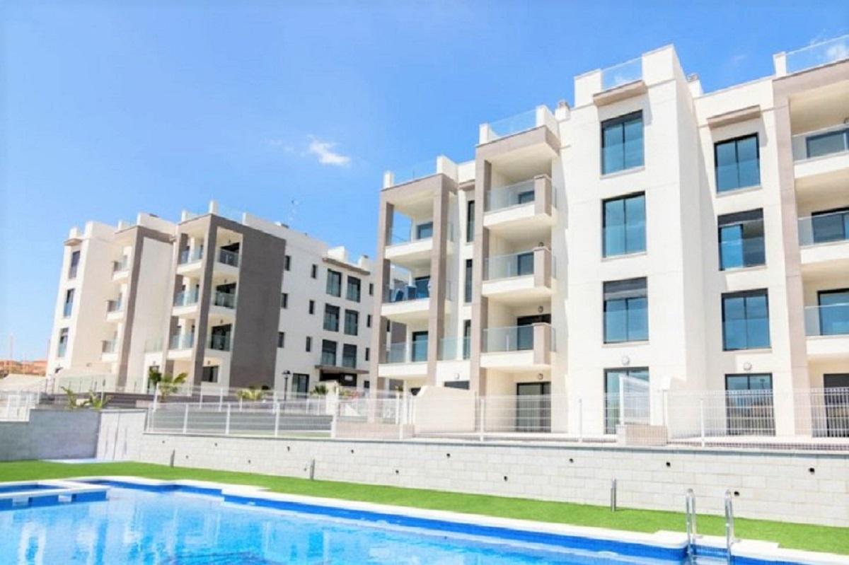 NEW BUILD SPAIN COSTA BLANCA - NEW APARTMENTS & VILLAS
