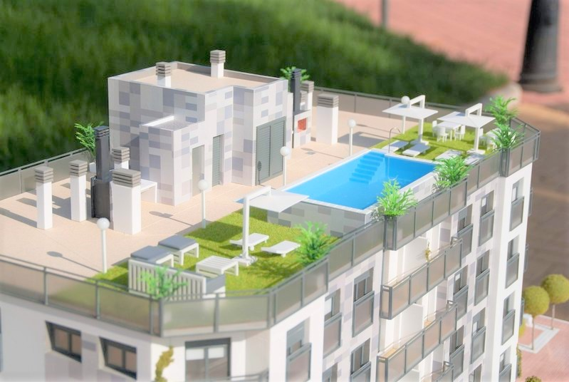 ALDEA DEL SOL - NEW BUILD APARTMENTS FOR SALE WITH A DIFFERENCE!