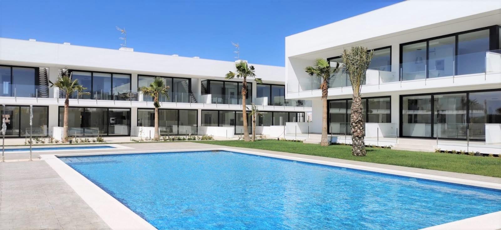 Antilia terrasser Nya lägenheter till salu Mar Menor