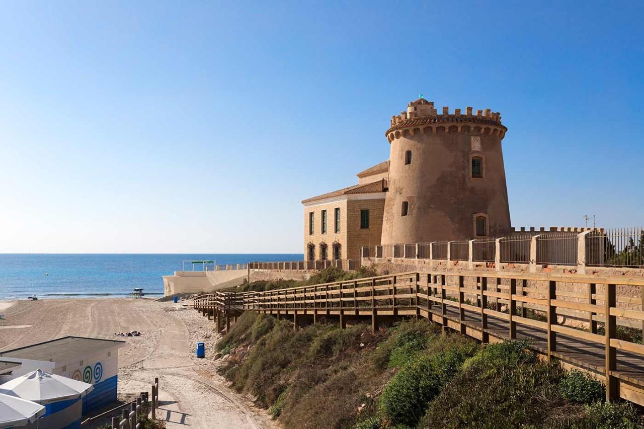 Torre de la Horadada Costa Blanca söder