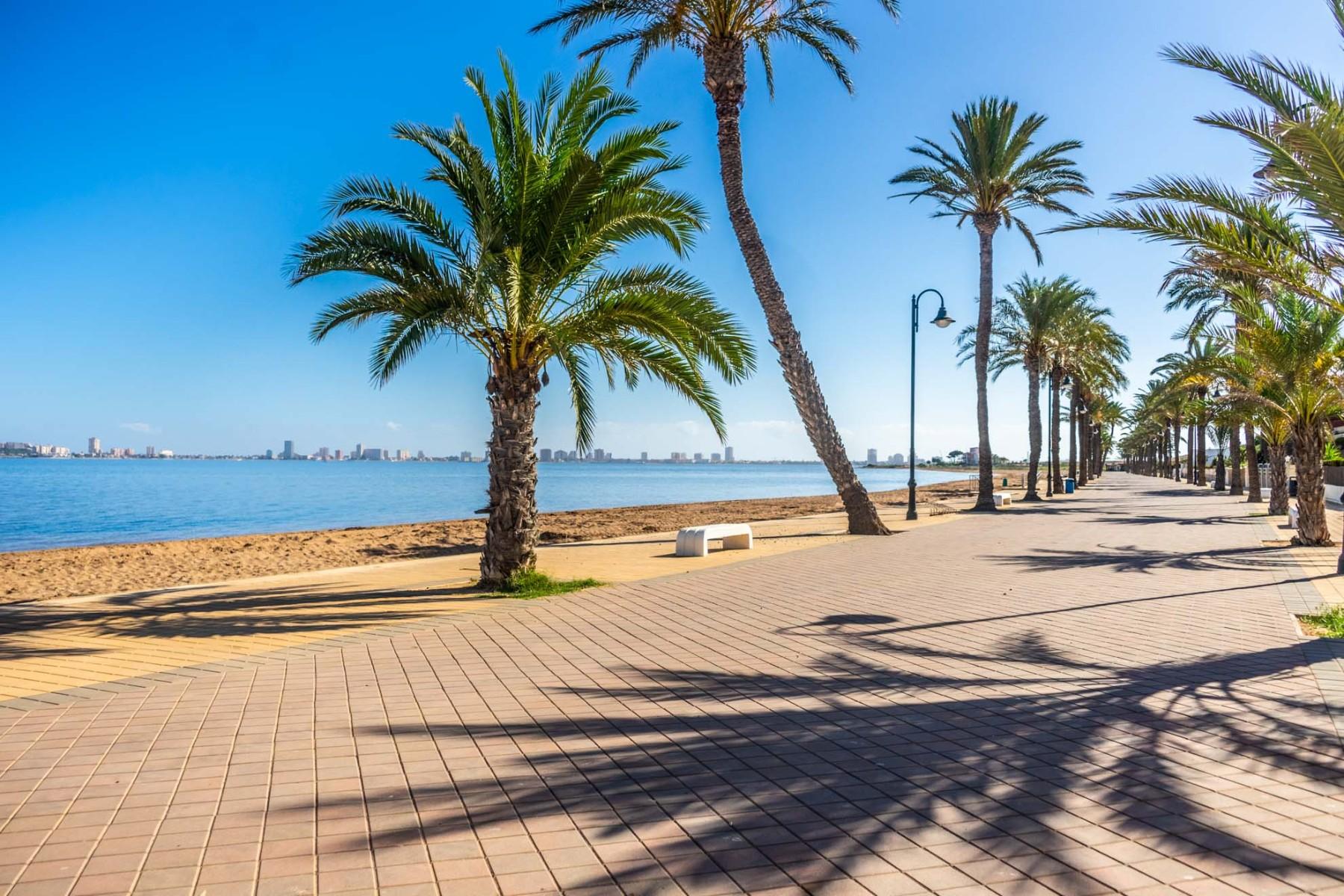 Nieuwbouwwoningen te koop in Costa Calida en Murcia
