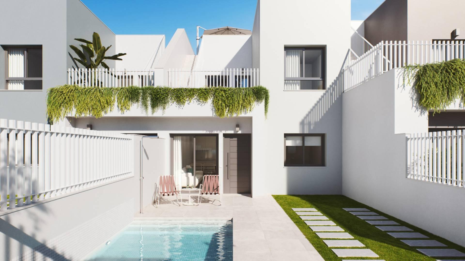New Build Properties for sale in Costa Calida & Murcia