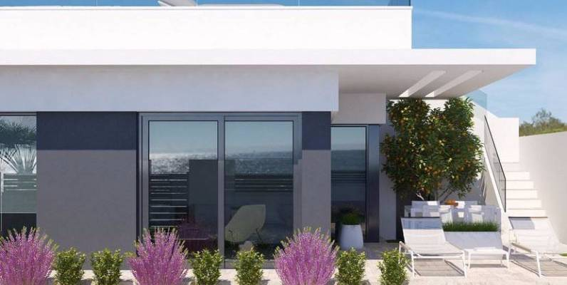 ​New Build modern villas for sale in the ever popular Vistabella Golf