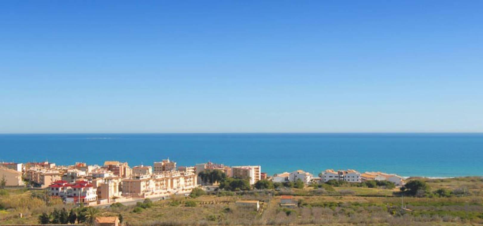 to buy,villas,modern,guardamar hills,guardamar,costa,blanca,op16-view