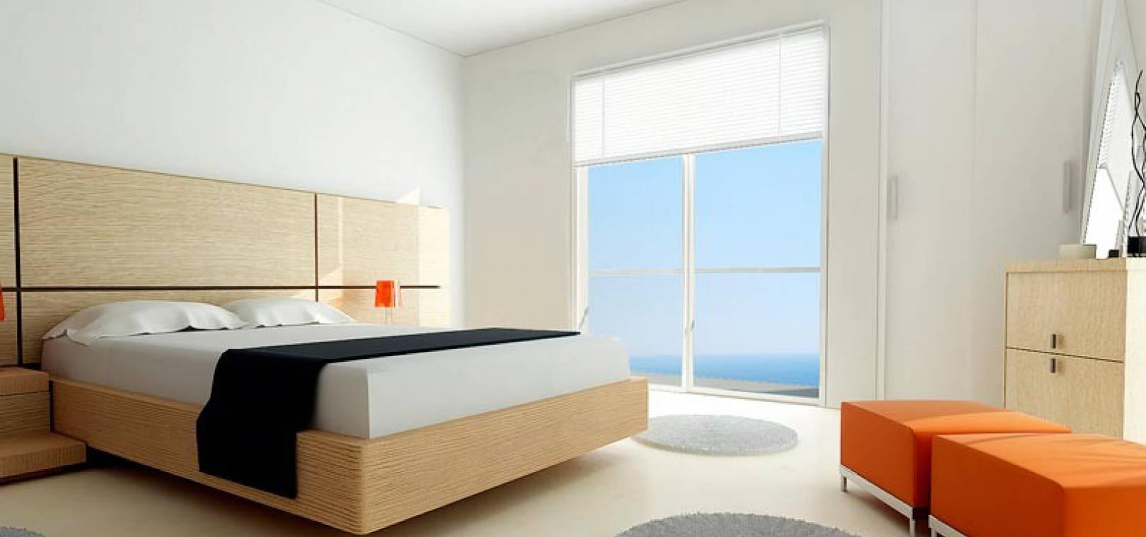 to buy,villas,modern,guardamar hills,guardamar,costa,blanca,op16-bed2