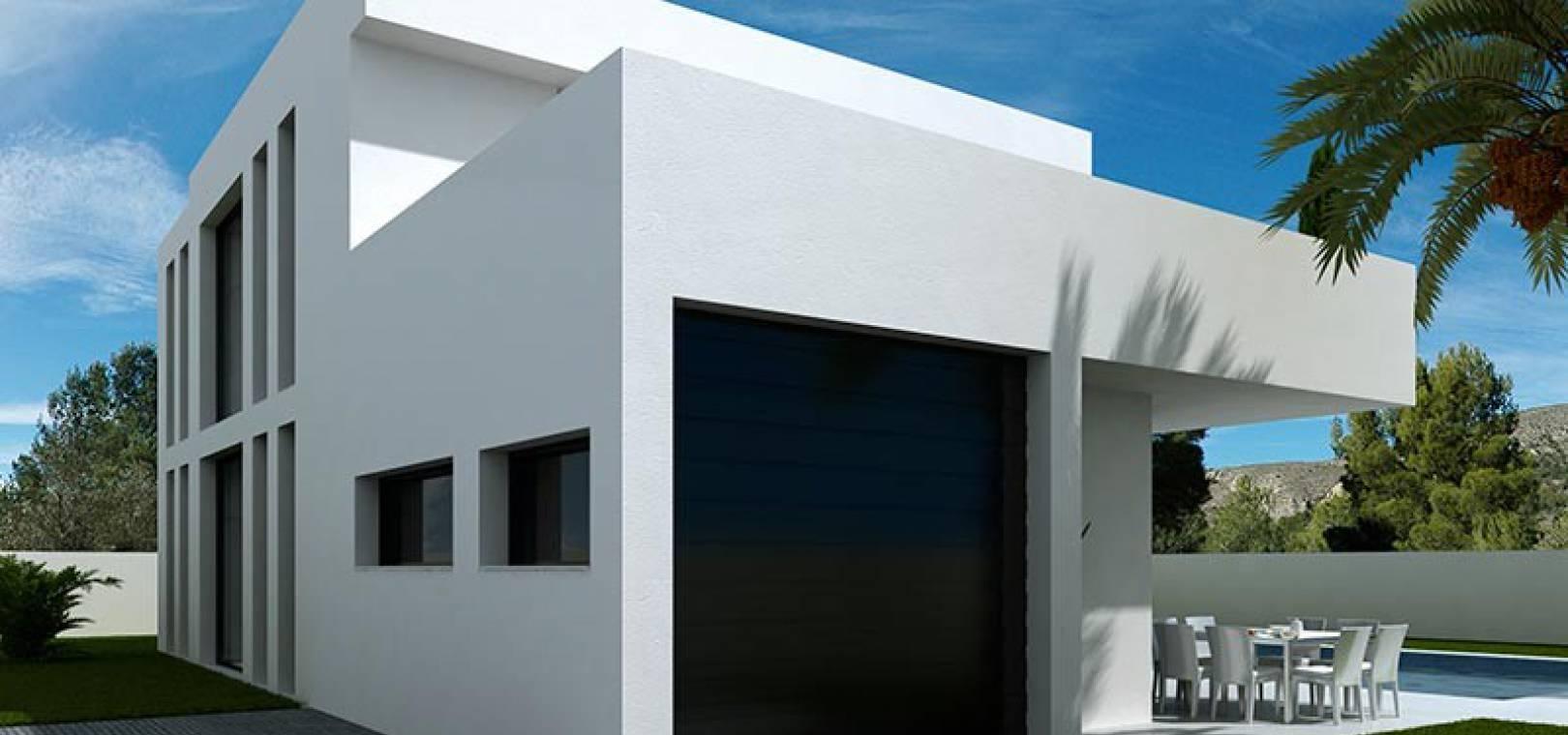 Van het plan afwijkend - Villa - Ciudad Quesada