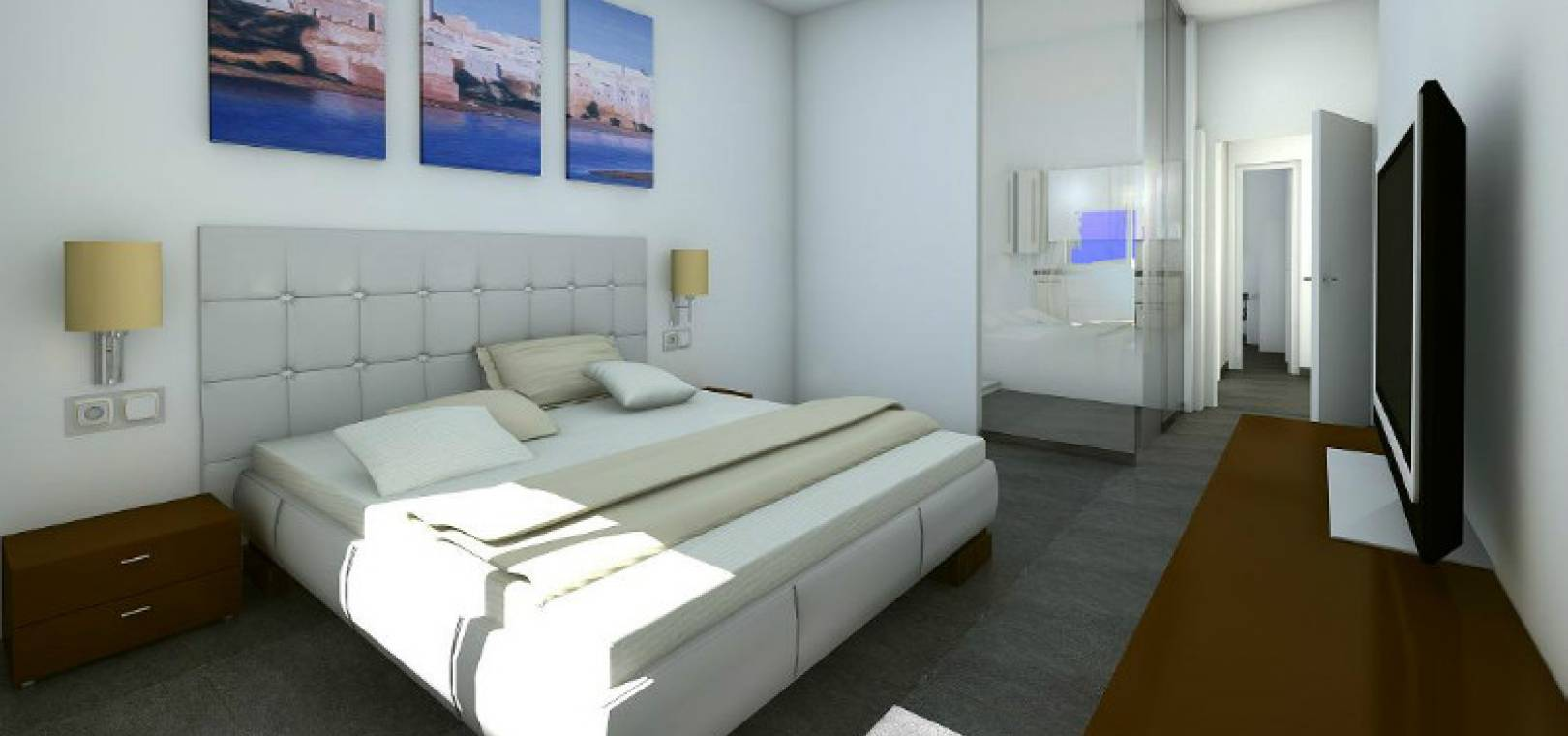 for,sale,new,apartment,punta,prima,costa,blanca,spain,op2,bedroom1