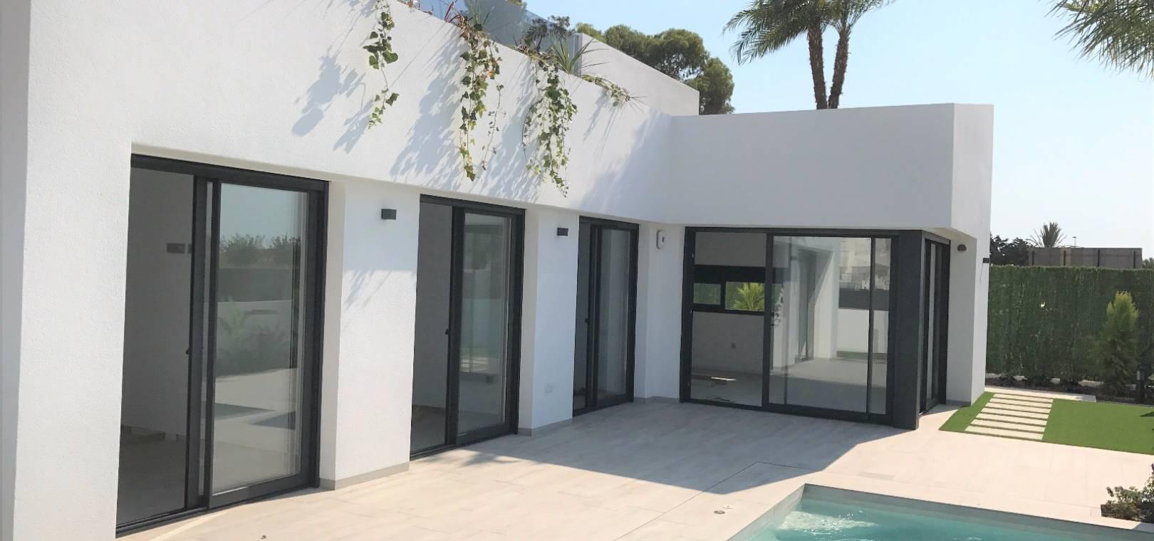 Complete - Key Ready - Villa - Santiago de la Ribera