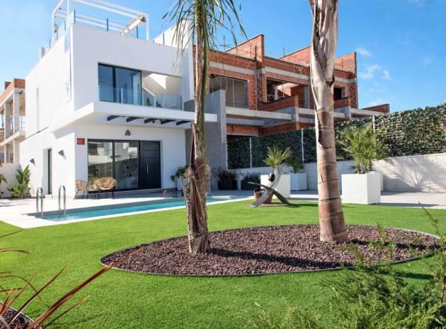 Nouvelle construction - Maison de ville - Villamartin