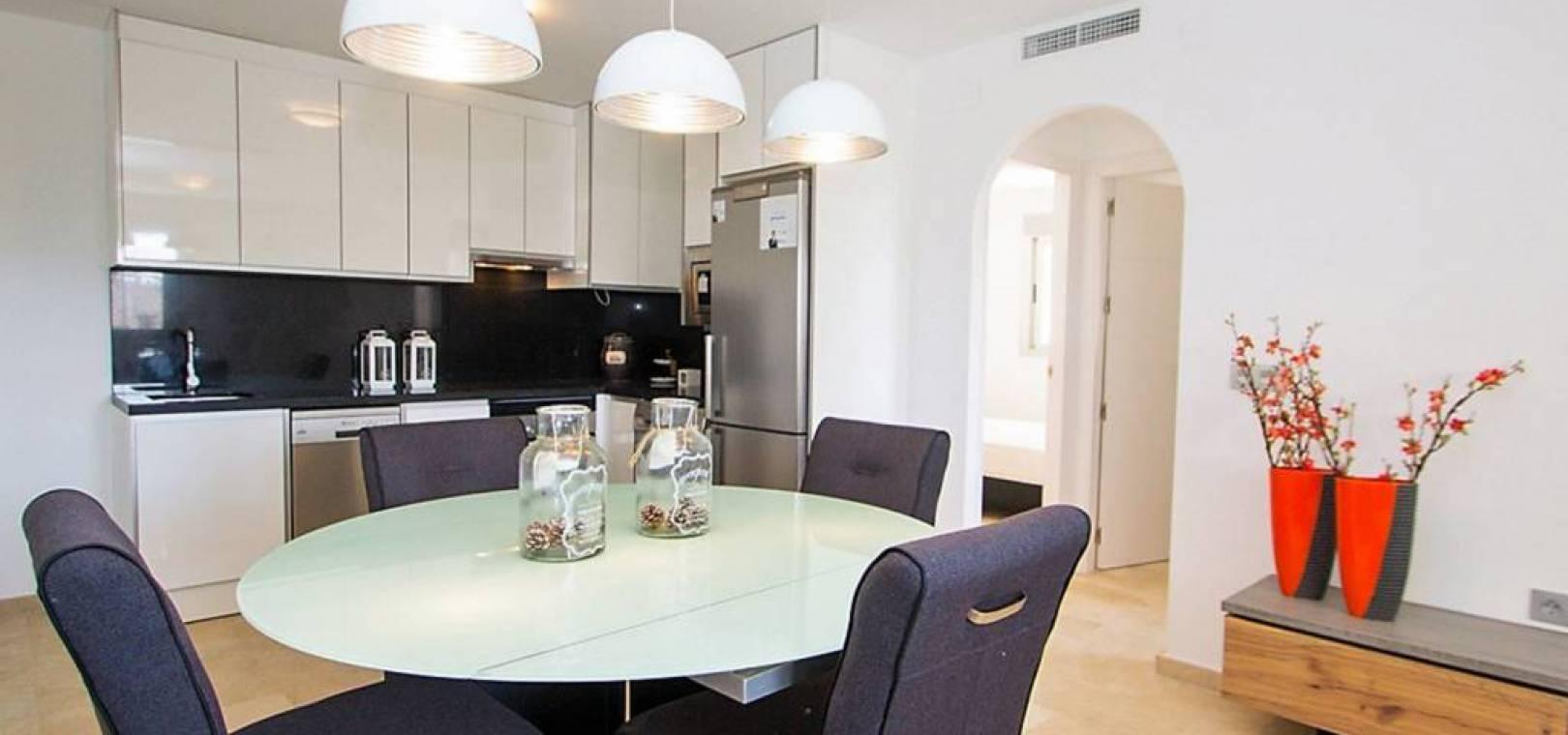 Nieuw gebouw - Appartement - Villamartin