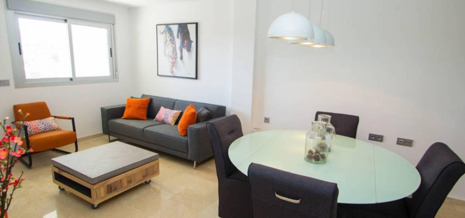 Neubau - Wohnung - Villamartin