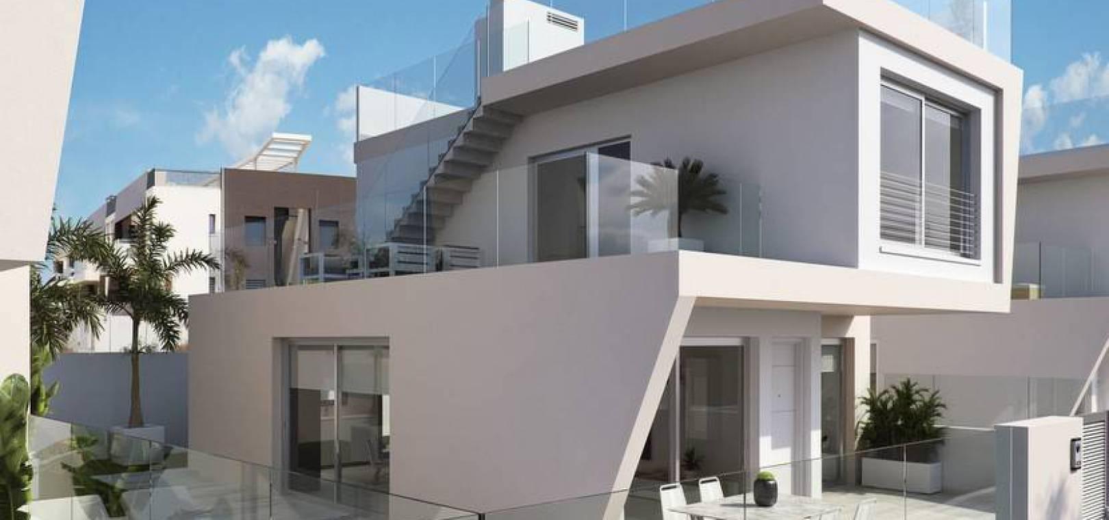 Neubau - Villa - Torre de la Horadada - Torre Horradada