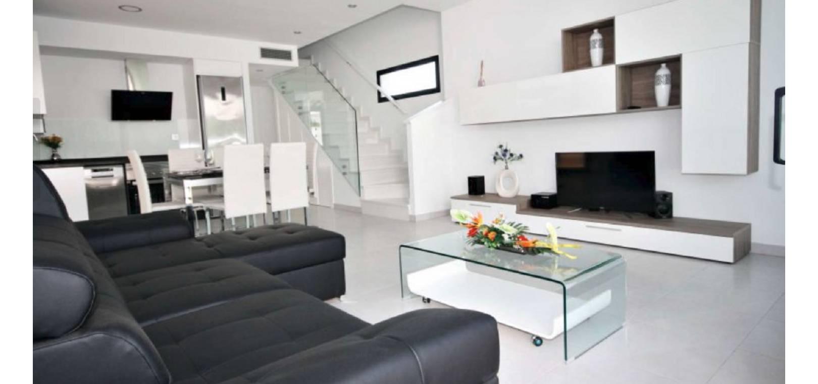 Nouvelle construction - Villa - San Pedro del Pinatar