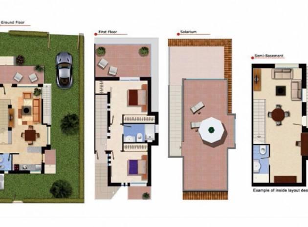 Neubau - Villa - Ciudad Quesada