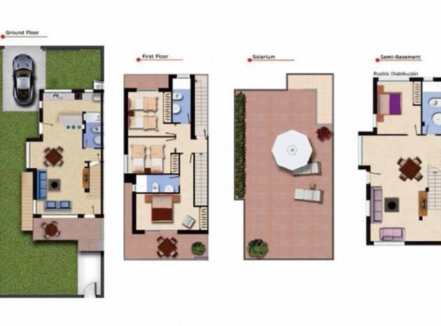 New Build - Villa - Ciudad Quesada