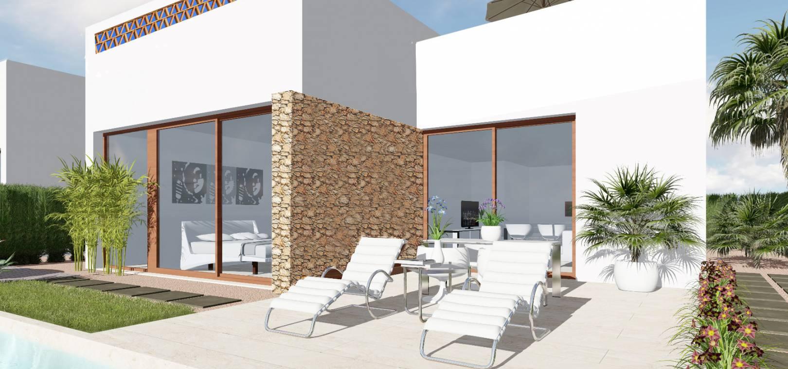 Nybyggnad - Villa - Benijofar