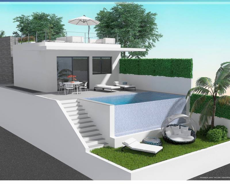 Villa - Nieuw gebouw - San Miguel de Salinas - San Miguel de Salinas