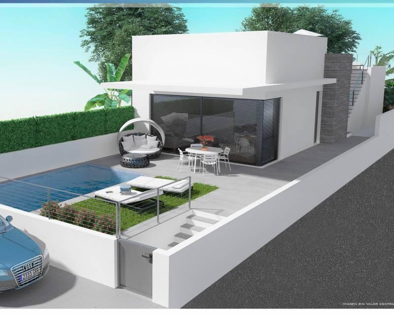 Villa - Nouvelle construction - San Miguel de Salinas - San Miguel de Salinas