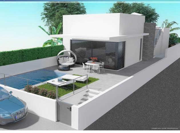 Villa - Nybyggnad - San Miguel de Salinas - San Miguel de Salinas