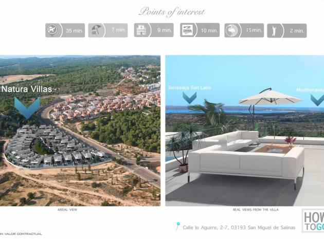 Nouvelle construction - Villa - San Miguel de Salinas