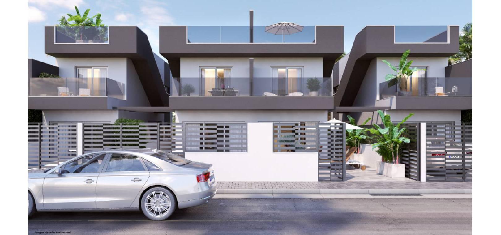 Nybyggnad - Villa - Torre de la Horadada