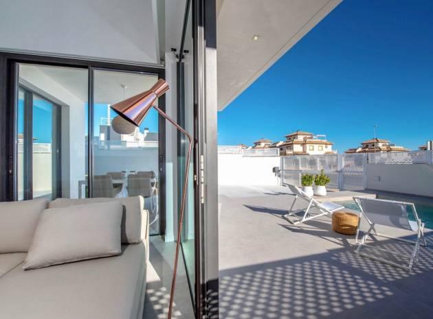 Nouvelle construction - Villa - Cabo Roig